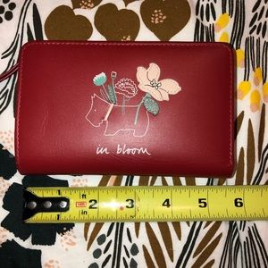 Radley leather Westie wallet
